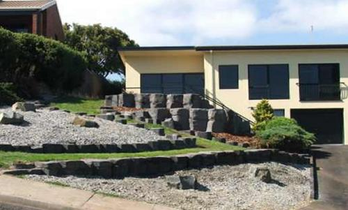 columnar basalt garden