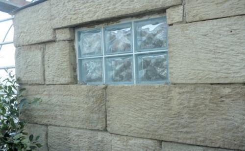 convict sandstone wall tasmania nw